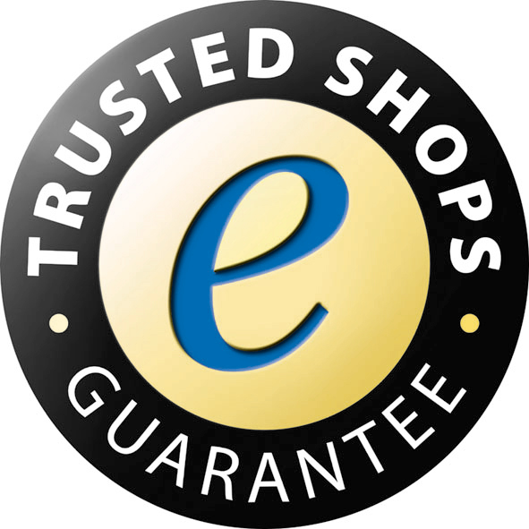 Gütesiegel: trusted shop