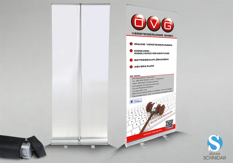 POS, Rollup Display