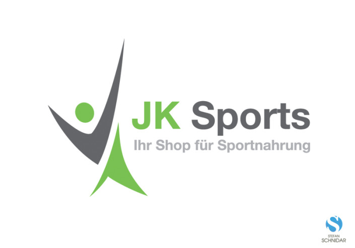 CI/Logo Design, JK Sports by SCHNIDAR
