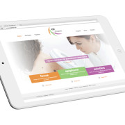 Tablet View, EPIPHARM, Website by SCHNIDAR