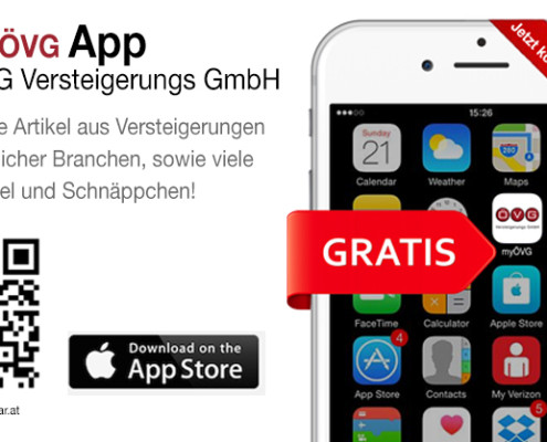 myÖVG, iOS App, App Store powered by schnidar.at
